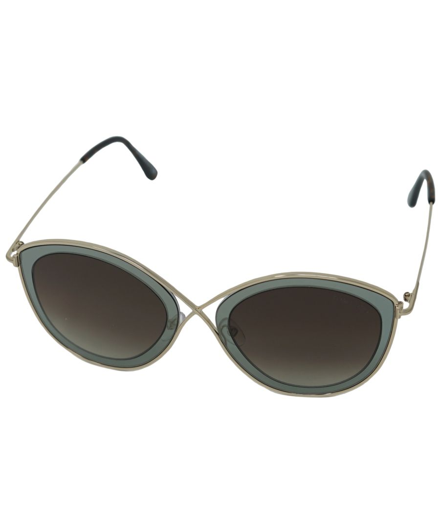 Image for Tom Ford Sascha Sunglasses FT0604 50K