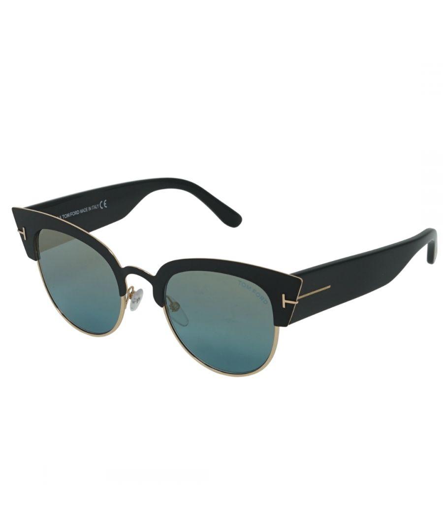 Image for Tom Ford FT0607 05X Alexandra-02 Sunglasses