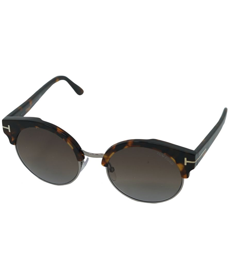 Image for Tom Ford Alissa Sunglasses FT0608 55Z