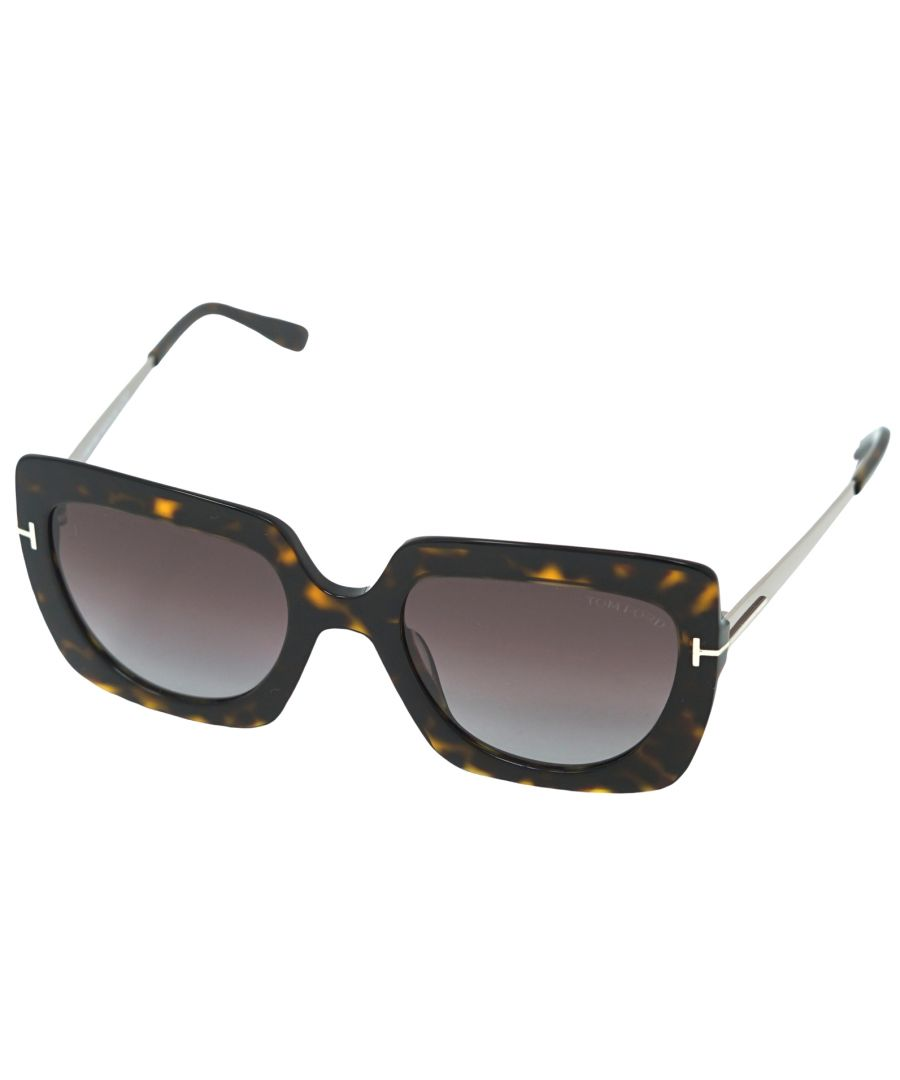 Image for Tom Ford Jasmine Sunglasses FT0610 52T
