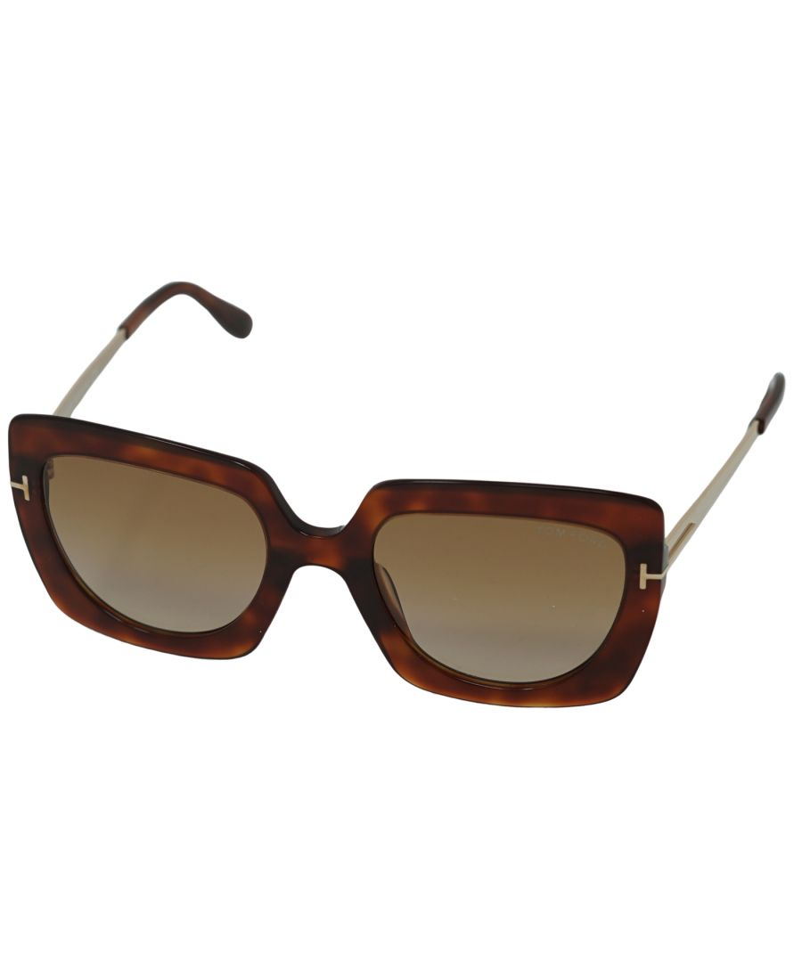 Image for Tom Ford Jasmine Sunglasses FT0610 53F