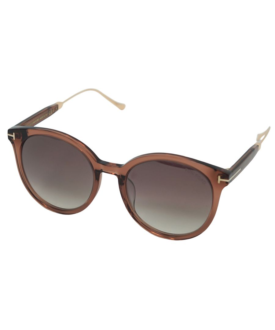 Image for Tom Ford Asian Fit Sunglasses FT0642-K 45F