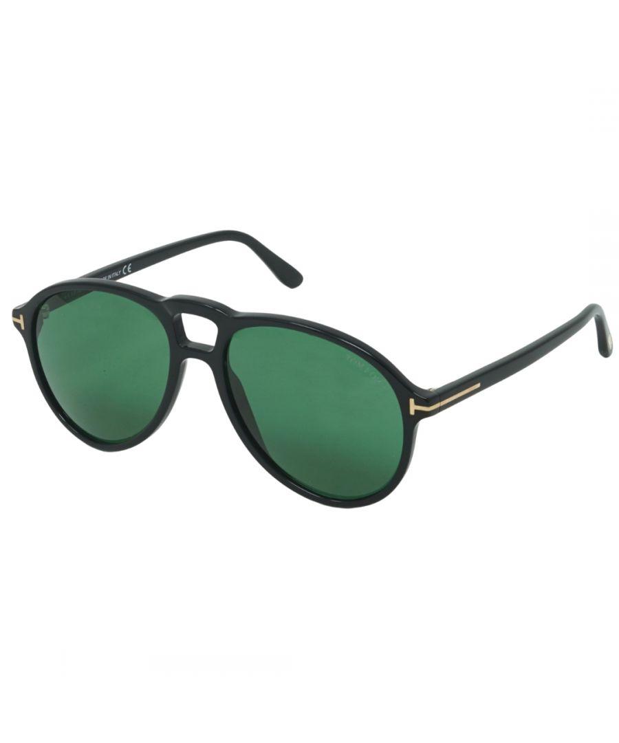 Image for Tom Ford FT0645 01N Lennon-02 Sunglasses
