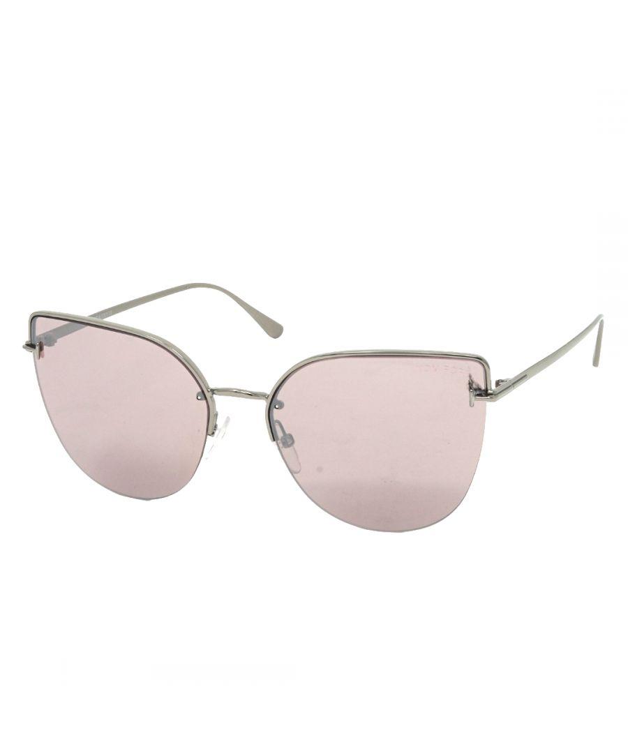 Image for Tom Ford Ingrid-02 FT0652 14Z Sunglasses
