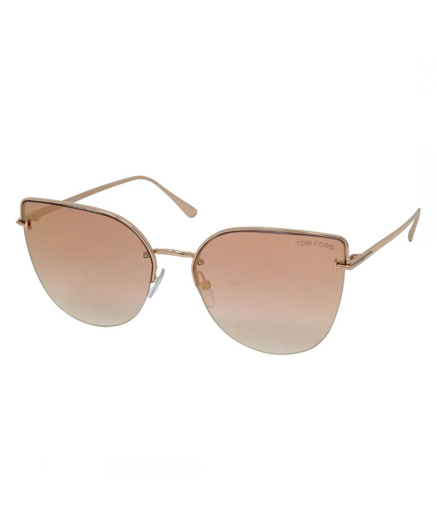 Image for Tom Ford Ingrid-02 FT0652 33Z Sunglasses