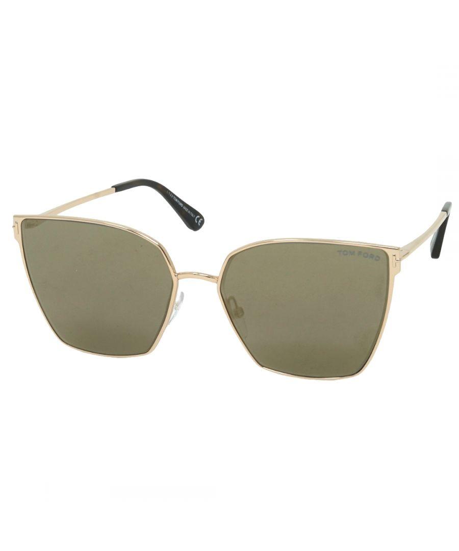 Image for Tom Ford Helena FT0653 28C Sunglasses