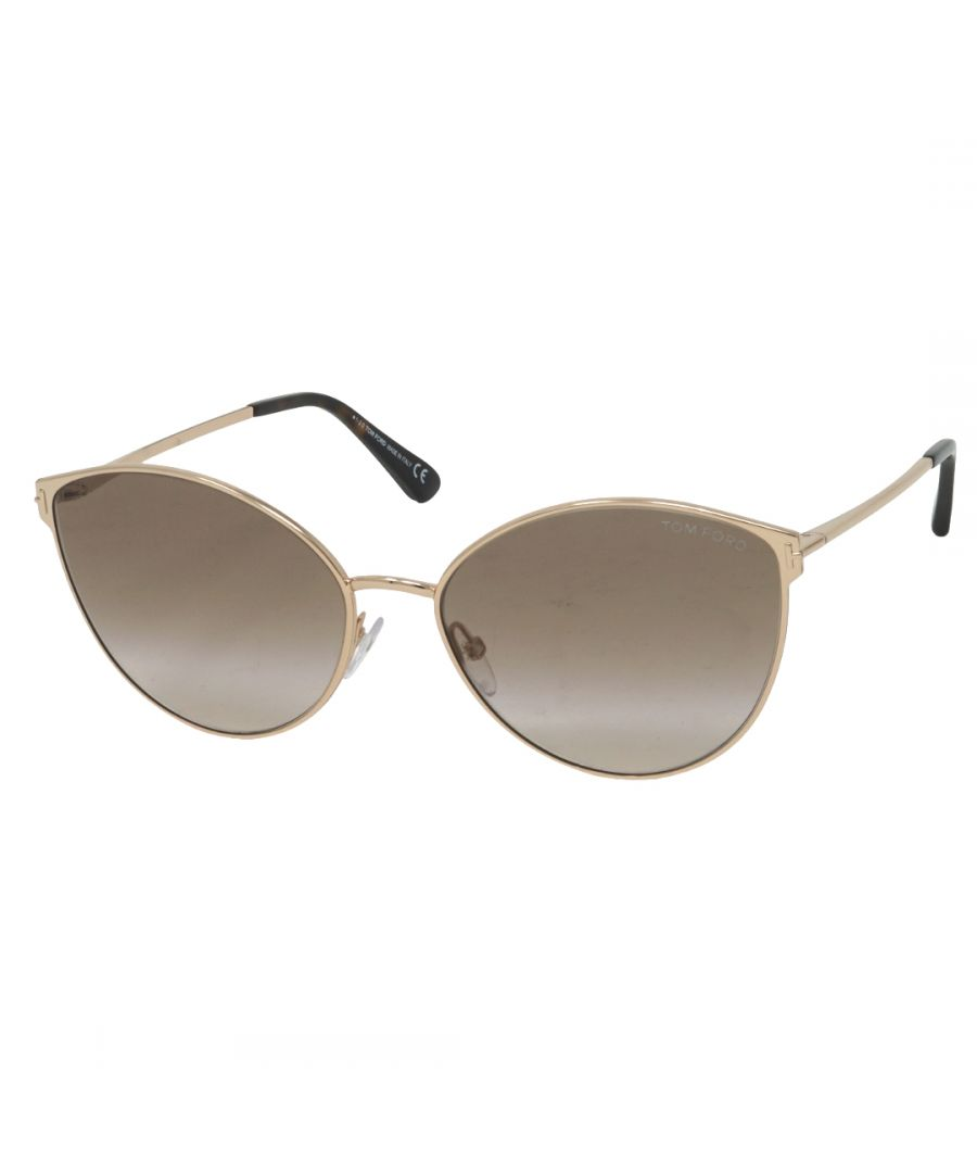 Image for Tom Ford Zeila FT0654 28F Sunglasses