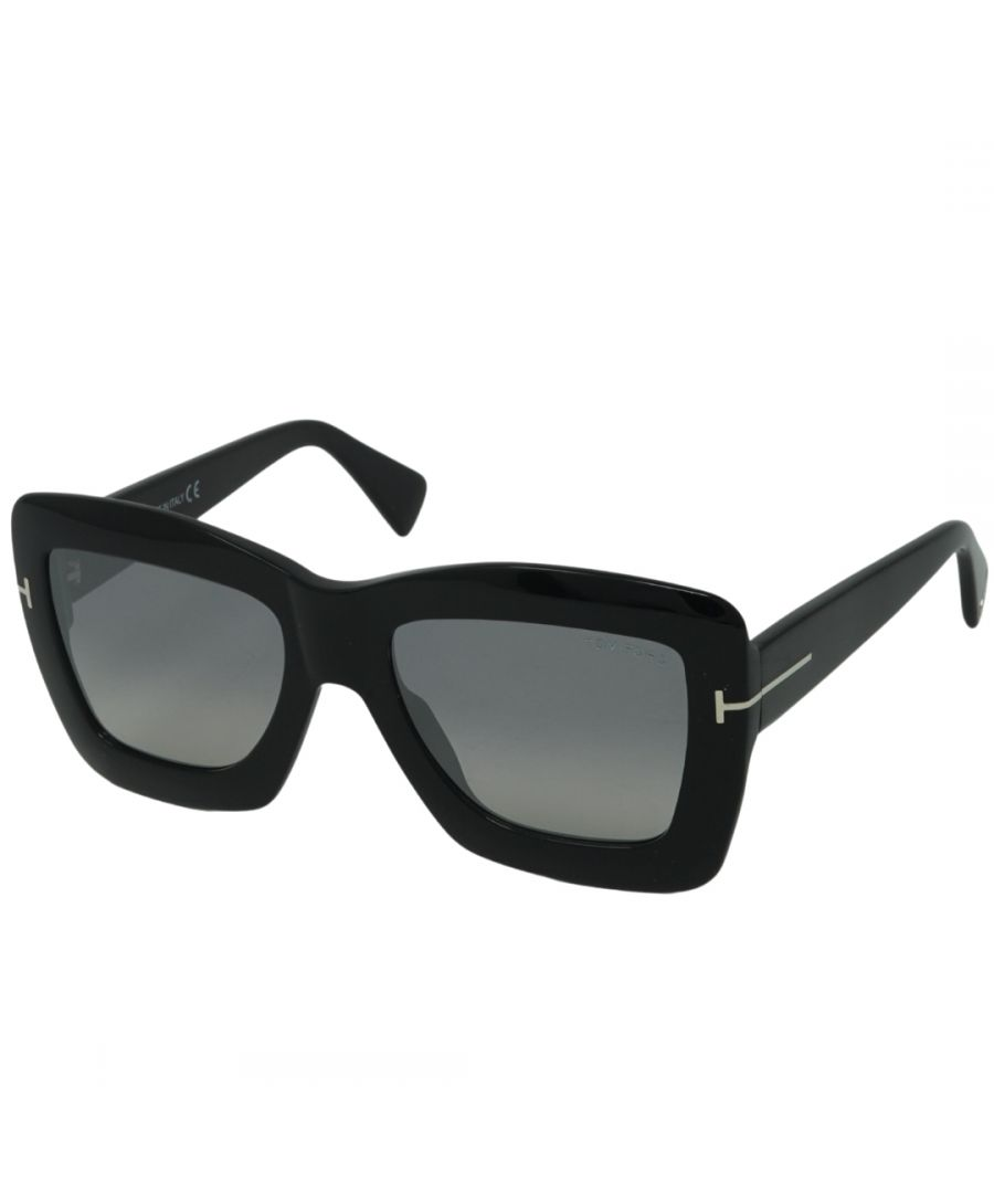Image for Tom Ford Hutton FT0664 01C Sunglasses