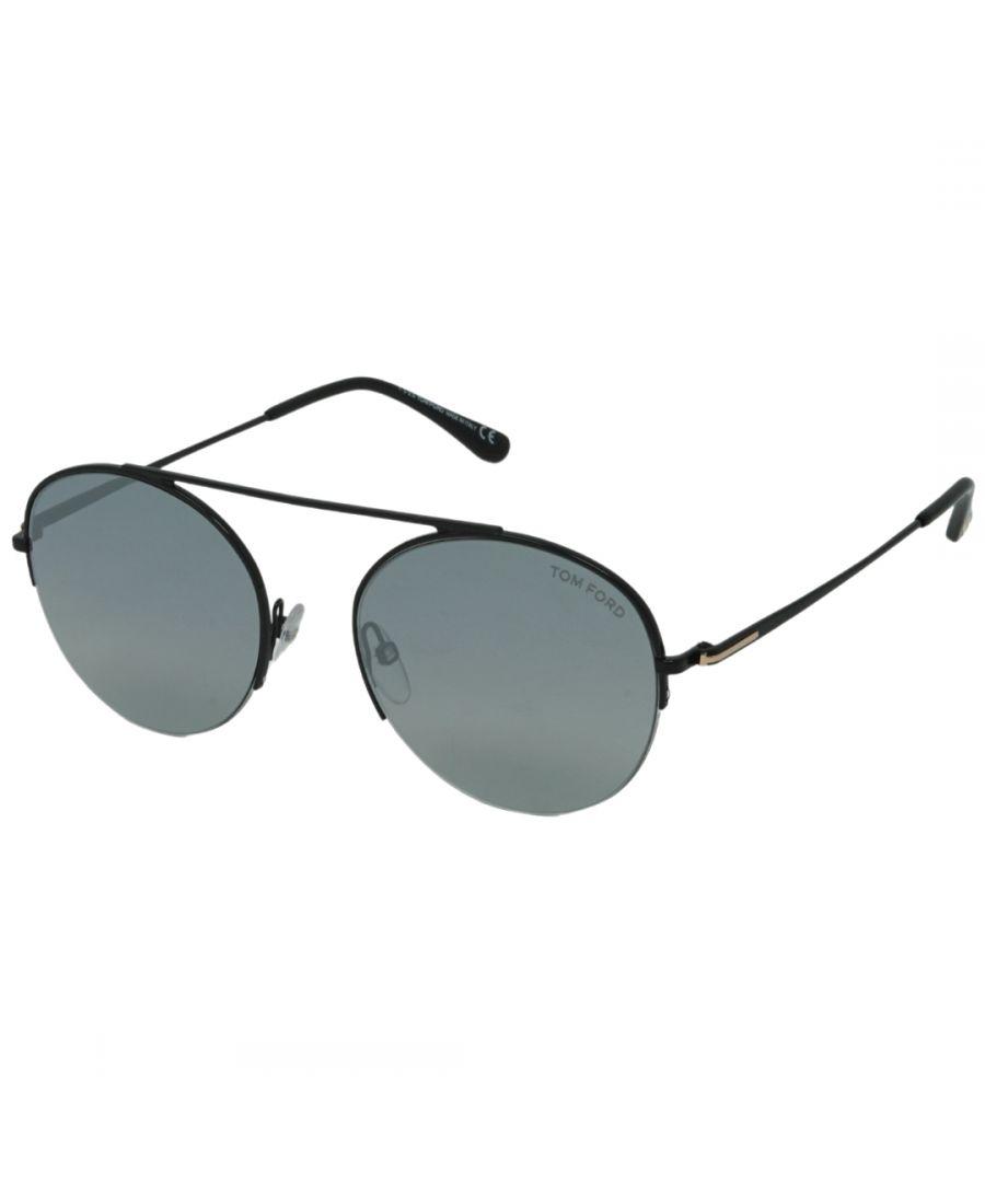 Image for Tom Ford Finn FT0668 01C Sunglasses