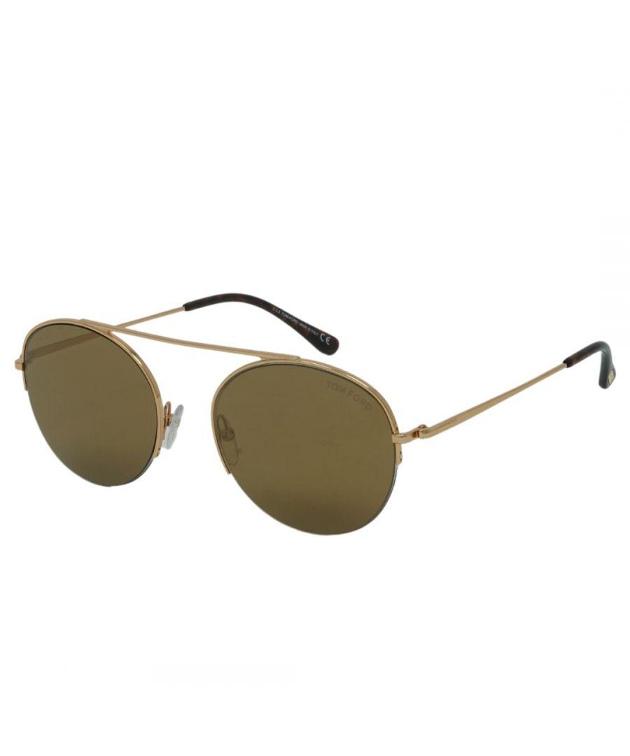 Image for Tom Ford Finn FT0668 30G Sunglasses