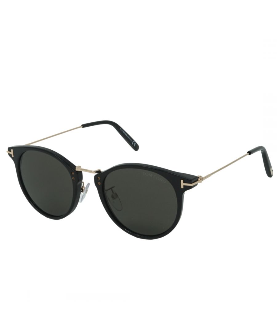 Image for Tom Ford Jamieson FT0673 01A Sunglasses