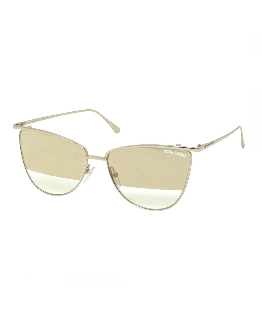 Image for Tom Ford Veronica FT0684 28F Sunglasses