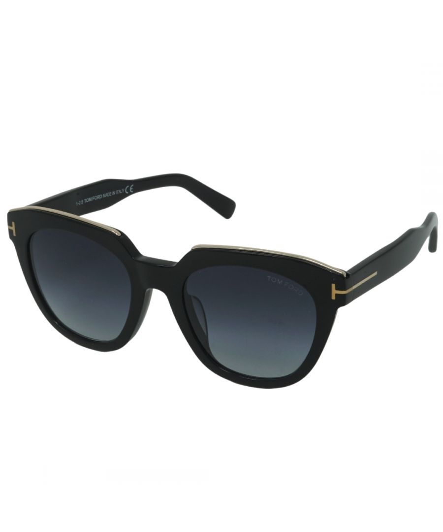 Image for Tom Ford Haley FT0686-F 01W Sunglasses