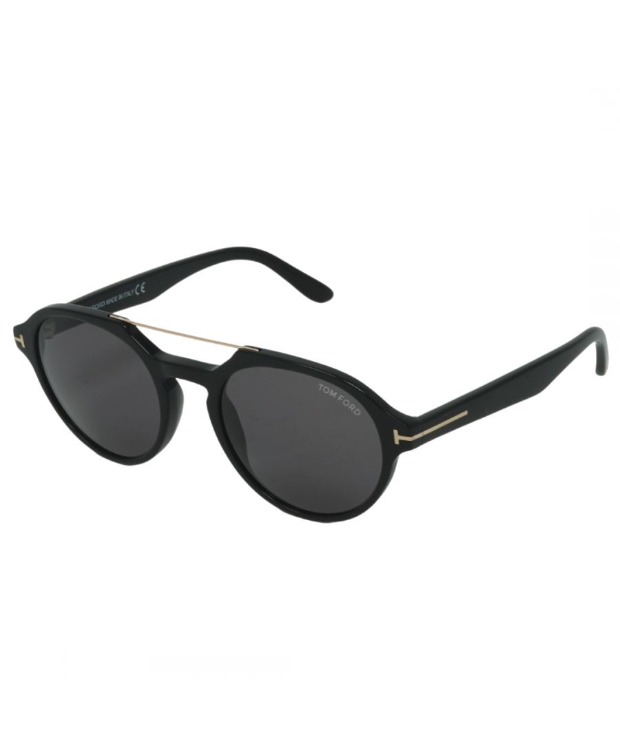 Image for Tom Ford Stan FT0696 01A Sunglasses