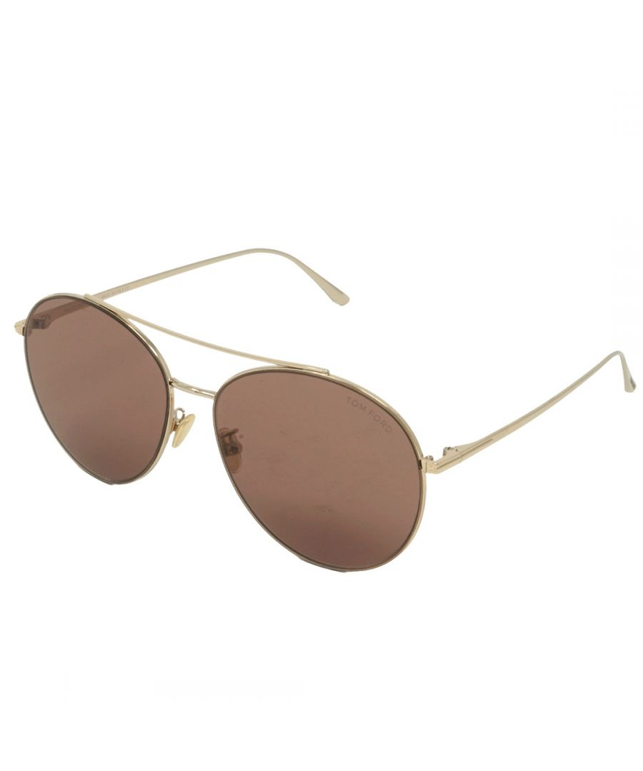 Image for Tom Ford Cleo FT0757-D 28Y Sunglasses