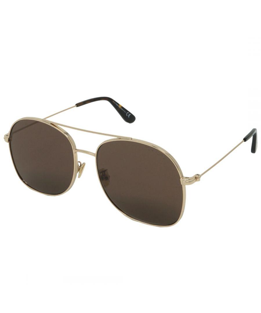 Image for Tom Ford Delilah FT0758-D 28E Sunglasses