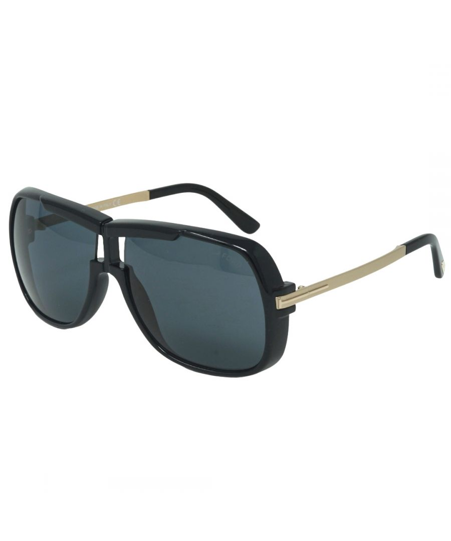Image for Tom Ford Caine FT0800 01A Sunglasses
