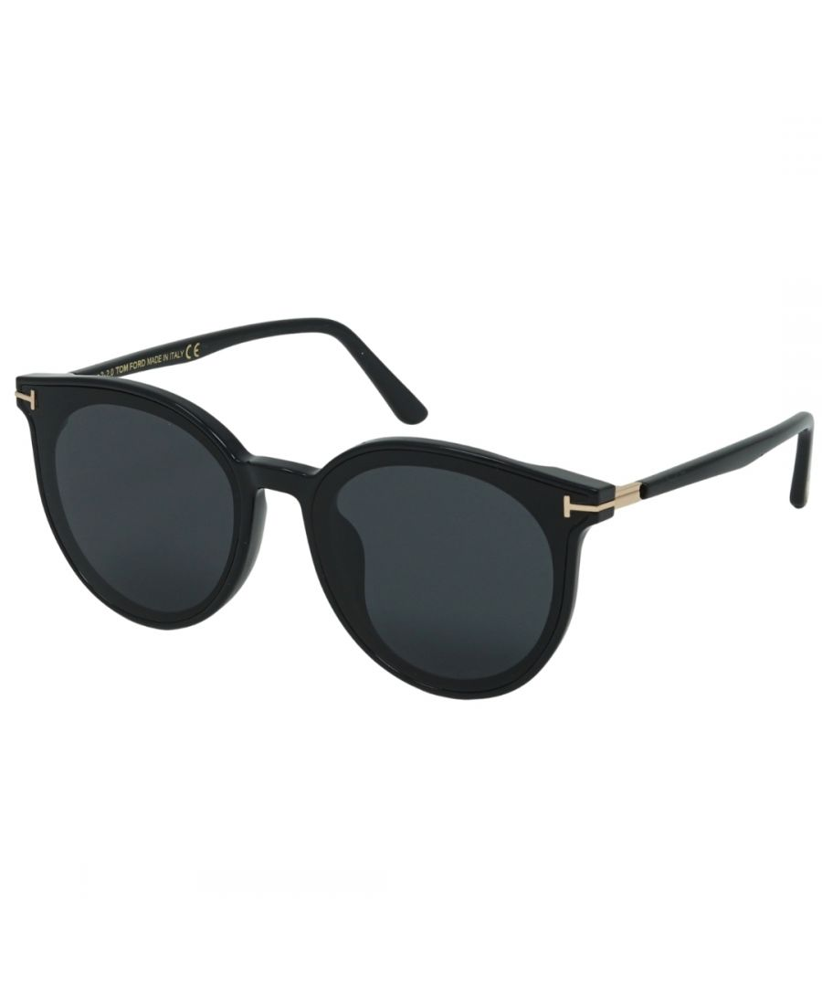 Image for Tom Ford FT0807-K 01A Asian Fit Sunglasses