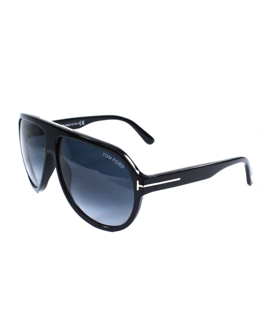 Image for Tom Ford FT0464 Trueman 01W Sunglasses