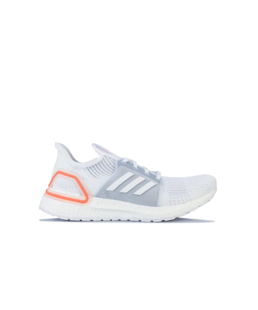 Image for Women's adidas Ultraboost 19 Running Shoes in White