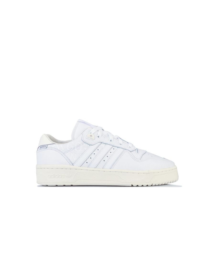 Image for Men's adidas Originals RIVALRY LOW in White