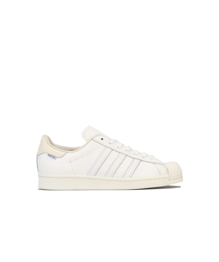 Image for Men's adidas Originals Superstar 50 Gore - Tex Trainers in White