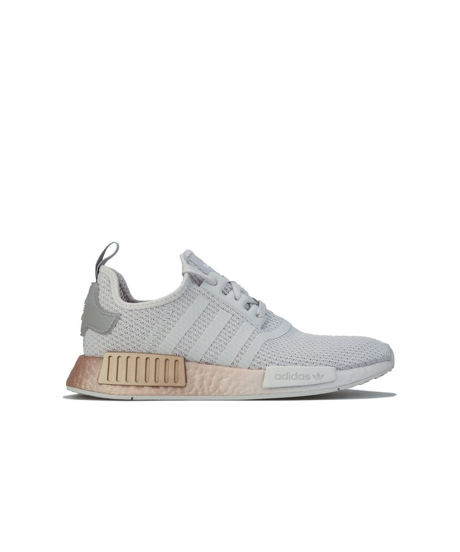 Image for Women's adidas Originals NMD_R1 Trainers in Grey