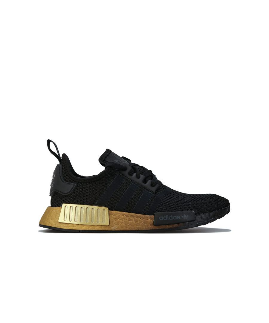 Image for Women's adidas Originals NMD_R1 Trainers in Black