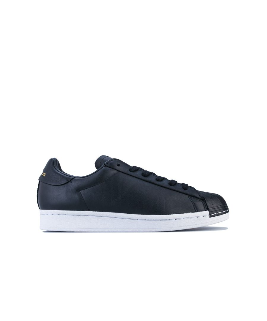 Image for adidas Originals Superstar Pure Trainers in Black