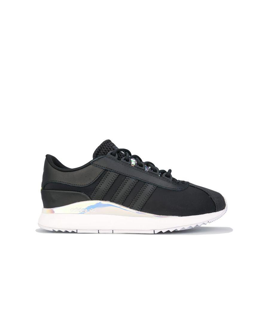 Image for Women's adidas Originals Sl Andridge Trainers in Black-White