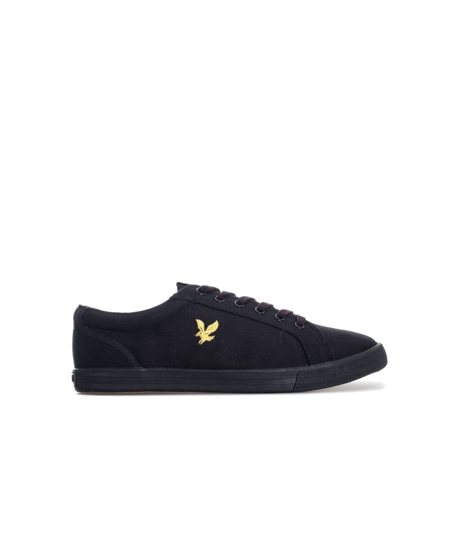 Image for Men's Lyle And Scott Halket Trainers in Black