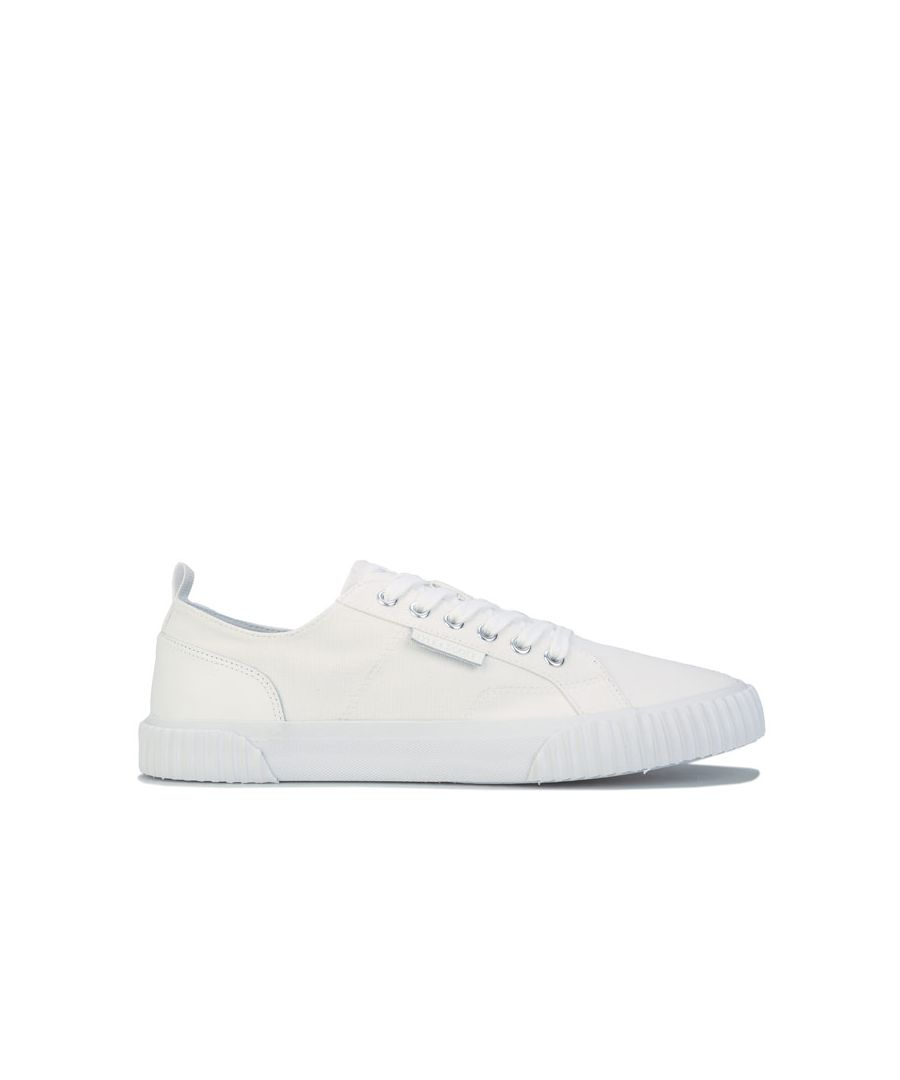 Image for Men's Lyle And Scott Mitchell Trainers in White