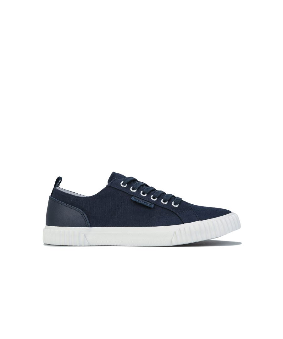 Image for Men's Lyle And Scott Mitchell Trainers in Navy