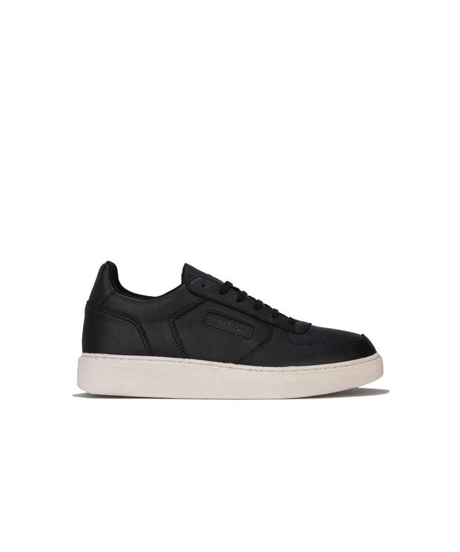 Image for Men's Lyle And Scott McMahon Trainers in Black