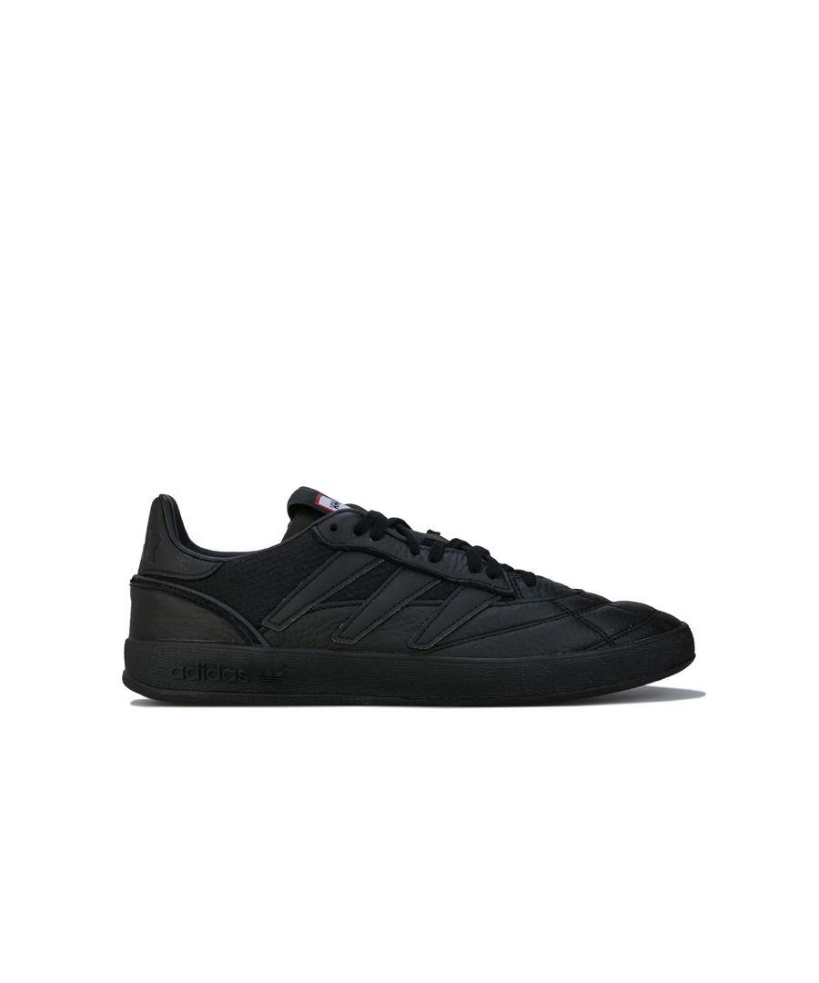 Image for Men's adidas Originals Sobakov P94 Trainers in Black