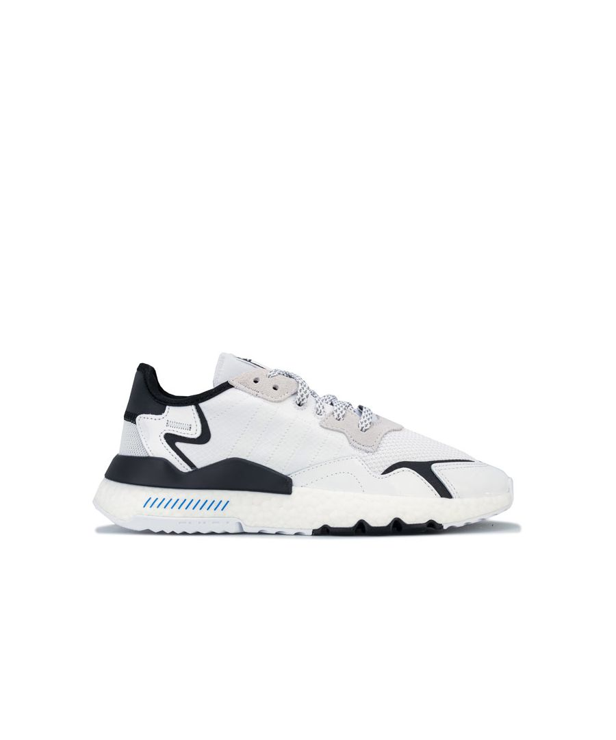 Image for Men's adidas Originals Nite Jogger Star Wars Trainers in White