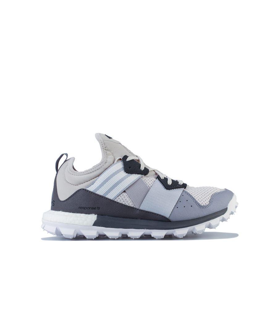 Image for Men's adidas Originals Response Trail Trainers in Beige
