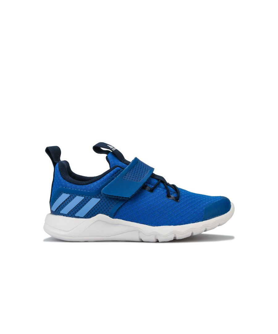 Image for Boy's adidas Children RapidaFlex Trainers in Blue