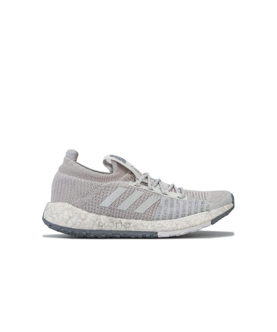 Image for Women's adidas Pulseboost HD LTD Running Shoes in Light Grey