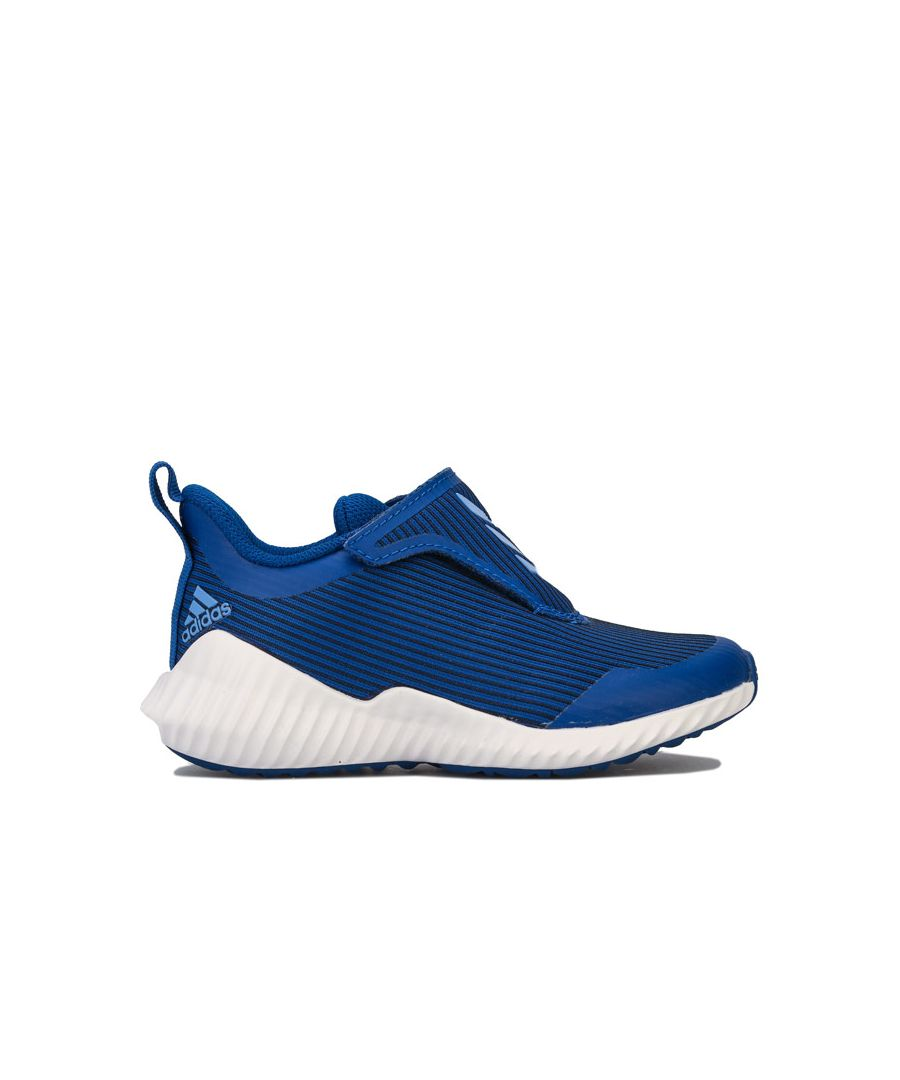 Image for Boy's adidas Infant FortaRun Trainers in Blue
