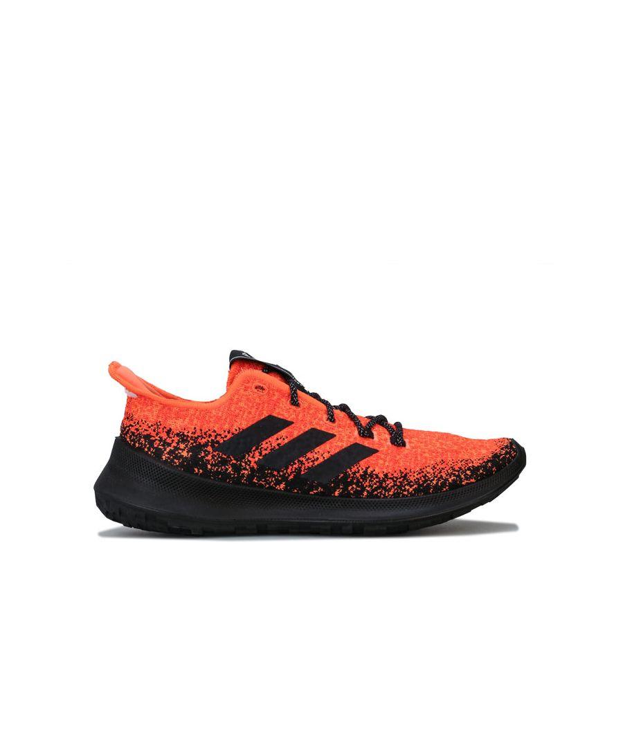 Image for Men's adidas Sencebounce Trainers in Orange