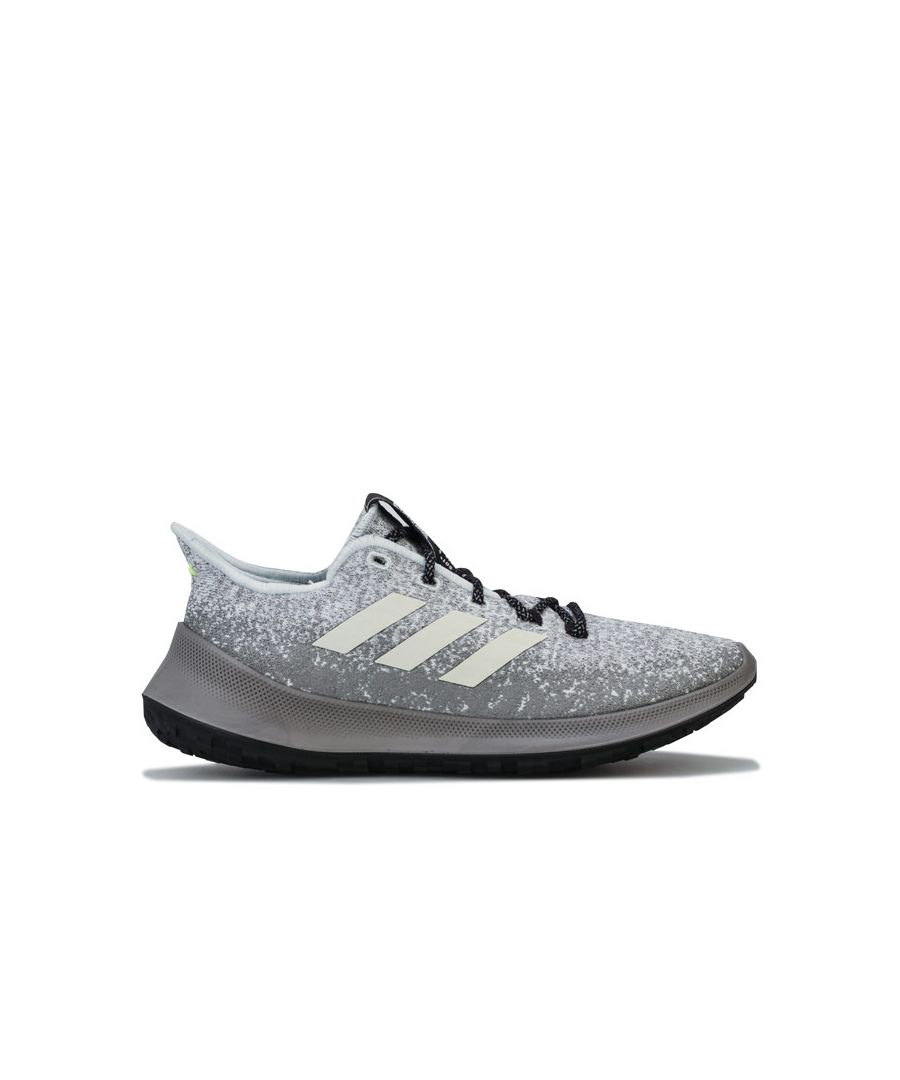 Image for Women's adidas Sensebounce Plus Running Shoes in Grey blue