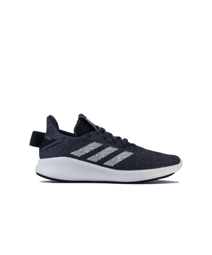 Image for Women's adidas Sensebounce Plus Street Running Shoes in Black