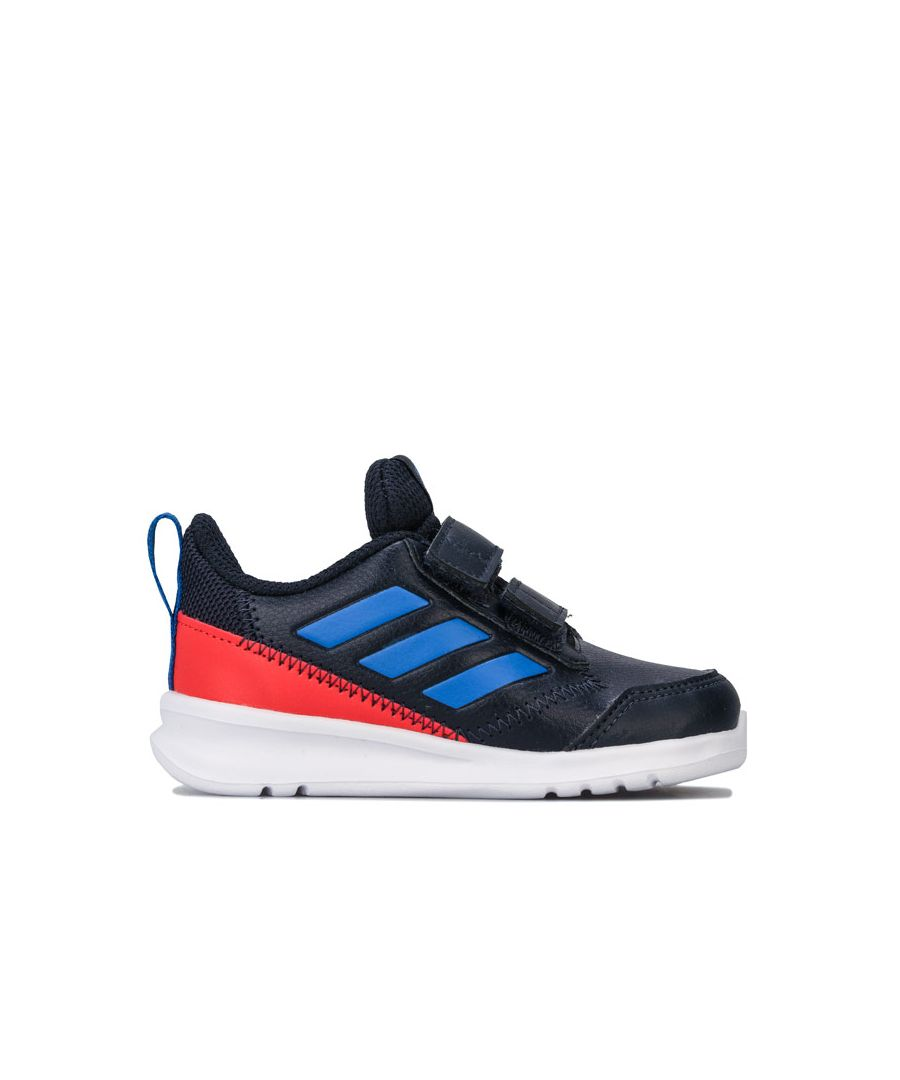 Image for Boy's adidas Infant AltaRun Trainers in Navy