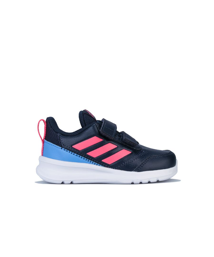 Image for Boy's adidas Infant AltaRun CF Trainers in Navy