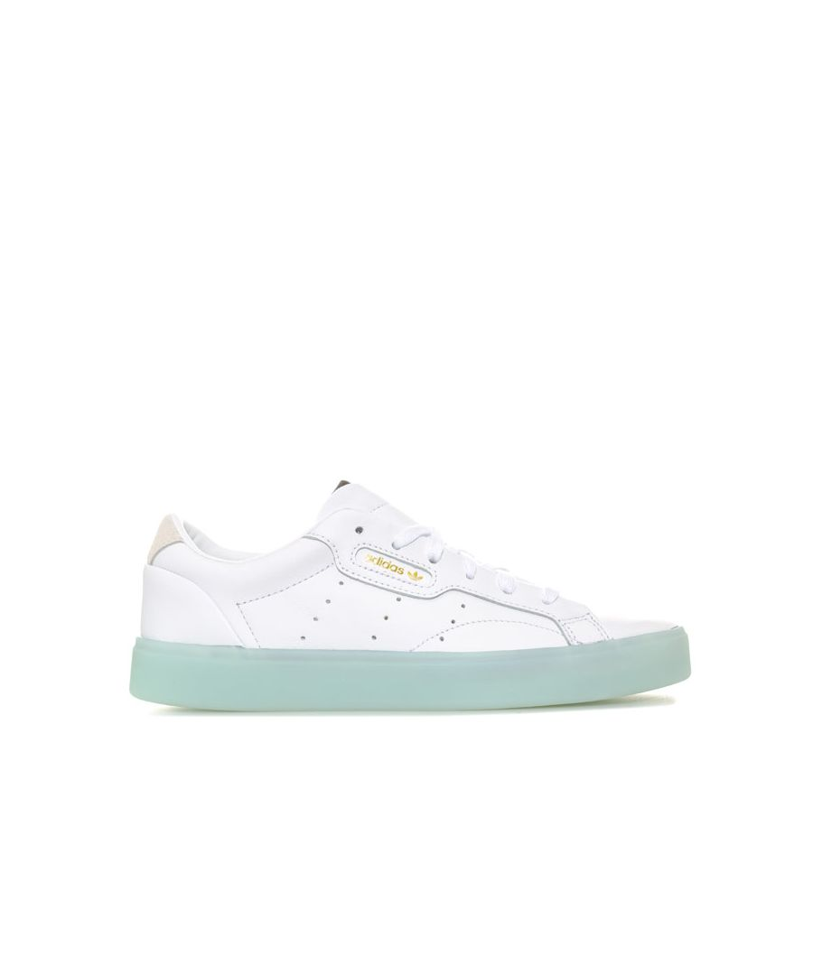 Image for Women's adidas Originals Sleek Trainers in White