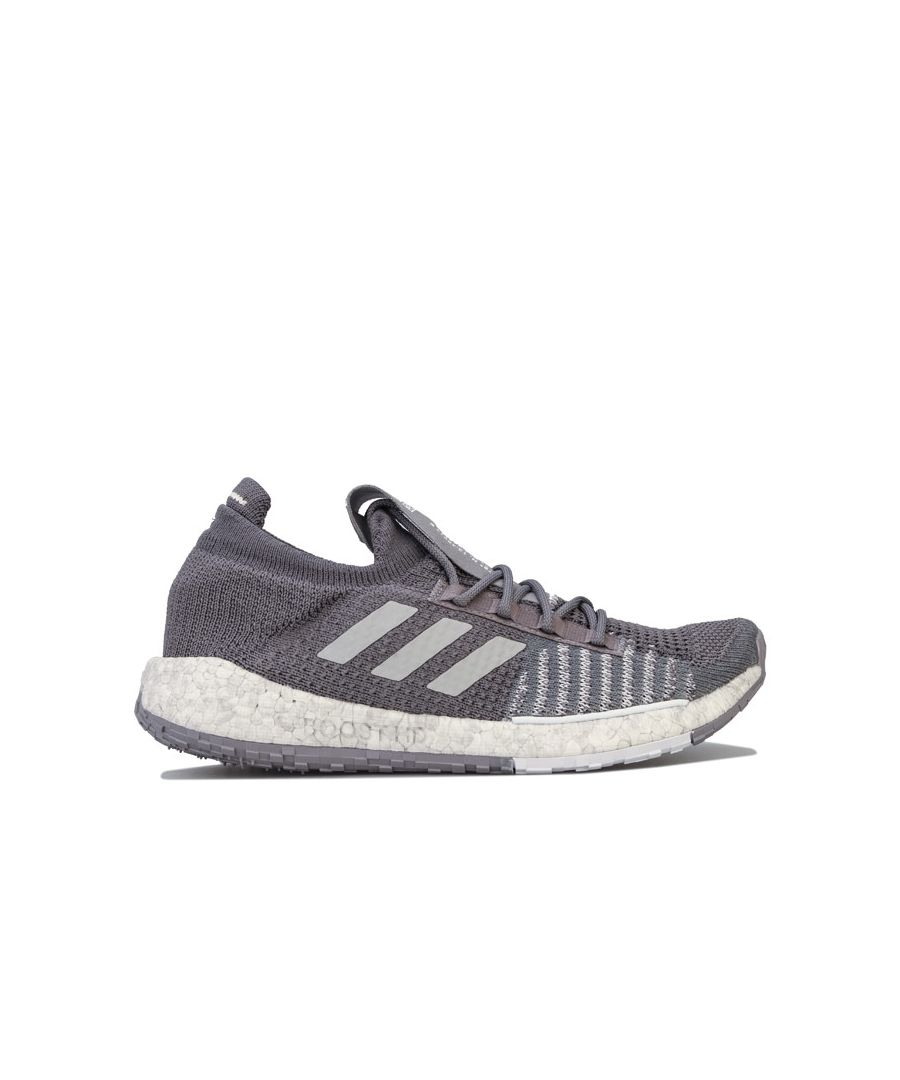 Image for Women's adidas PulseBOOST HD Running Shoes in Grey