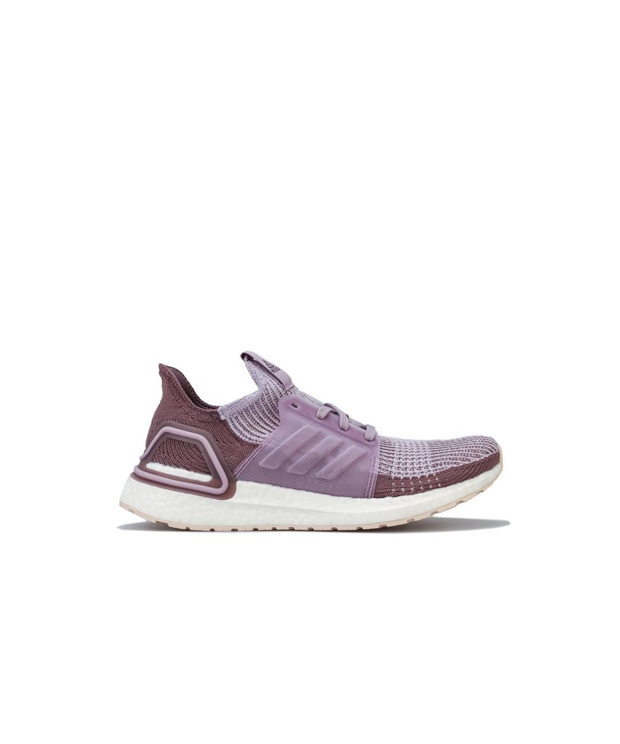 Image for Women's adidas UltraBOOST 19 Running Shoes in heather