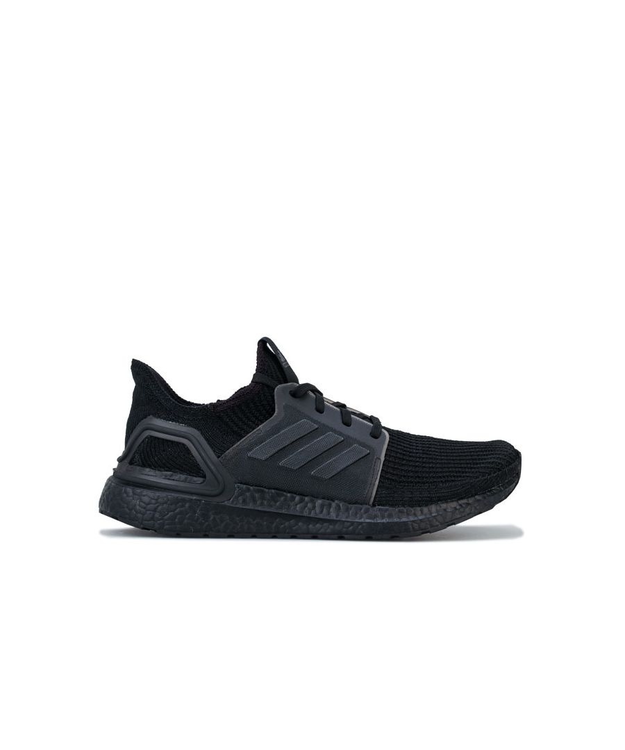 Image for Men's adidas UltraBOOST 19 Trainers in Black