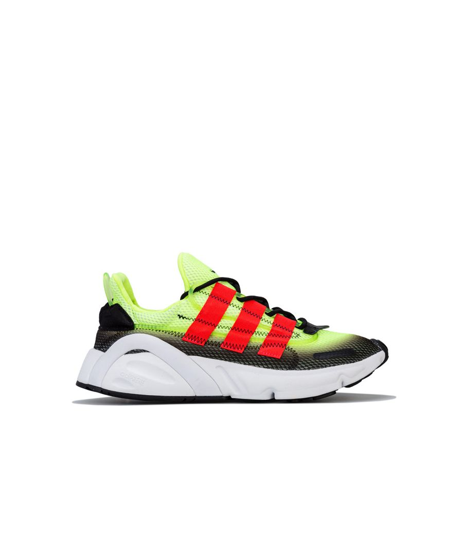 Image for Men's adidas LXCON Trainers in black green